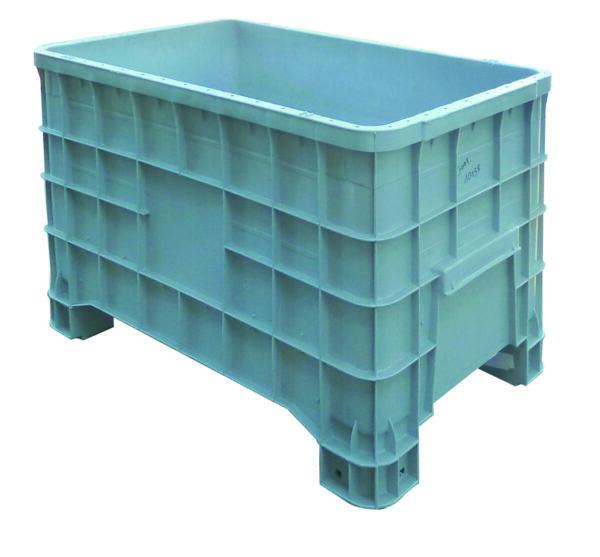 BOX LOGISTIQUE 300 litres sans couvercle