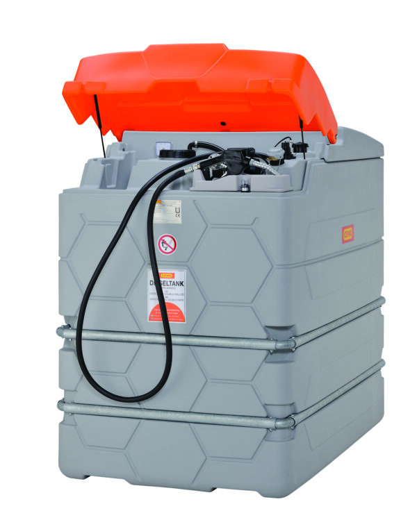 Station GO CUBE Outdoor STANDARD  2 500 litres
