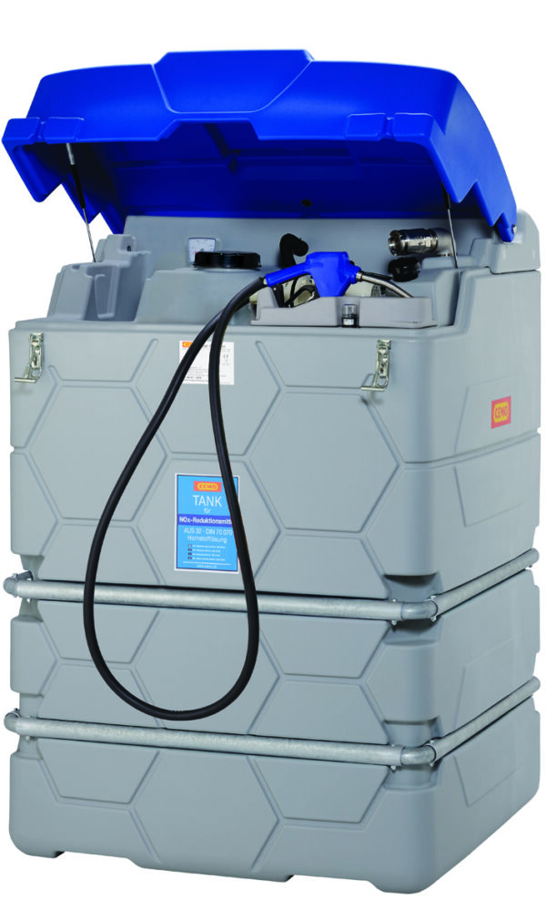 Station BLUE CUBE Outdoor Standard 1 500 litres
