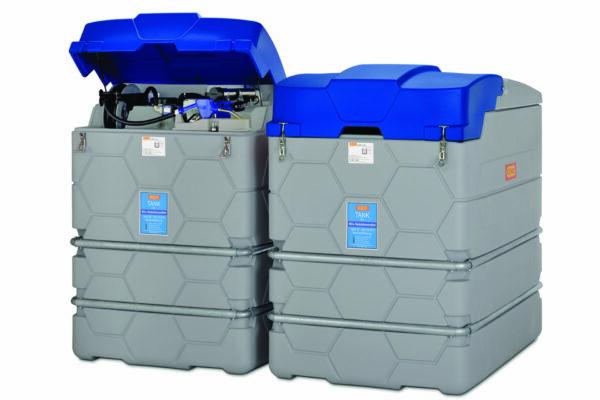Extension 2 500 litres pour Station BLUE CUBE Outdoor 5 000 litres