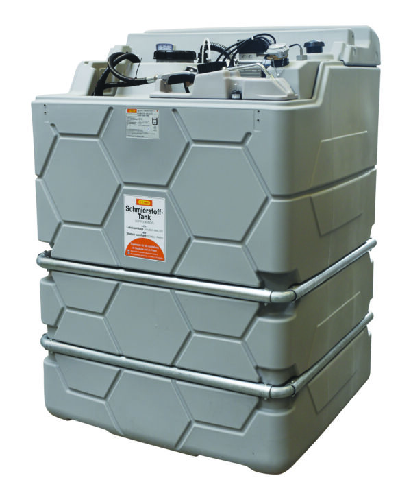 Station LUB CUBE Indoor Standard 1 500 litres