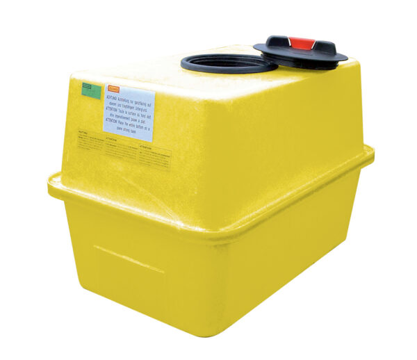 Cuve PFV rectangulaire 200 litres