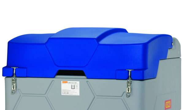 Kit capot bleu pour Stations BLUE CUBE 1 500 et 2 500 litres