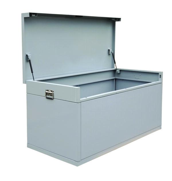 Box chantier acier 800 litres