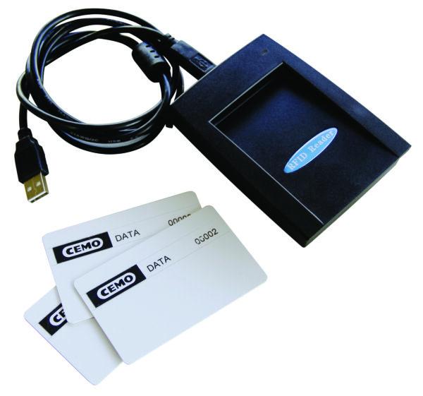 Kit lecteur de carte mémoire pour compteur digital avec contrôle d'accès CMT 10
