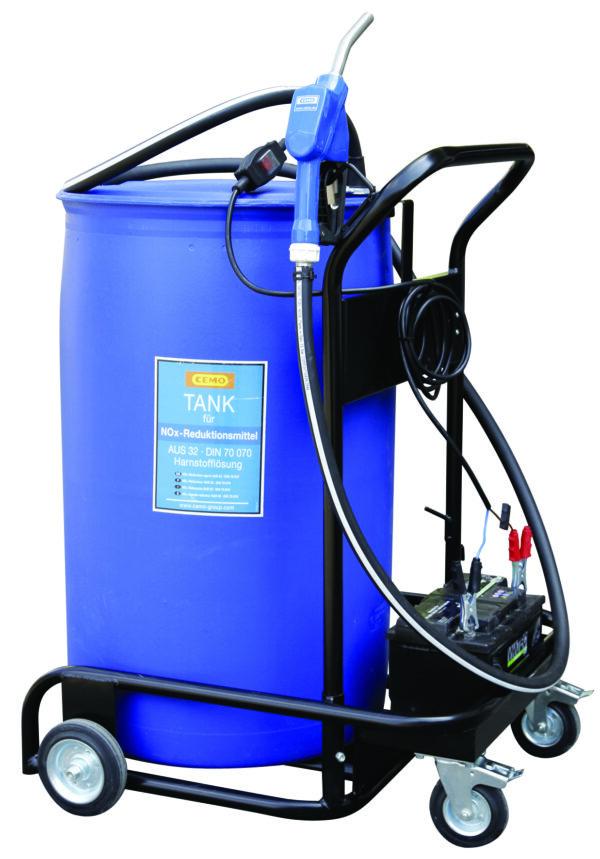 Chariot Ravitailleur pour AdBlue® 200 litres ECO P.L.