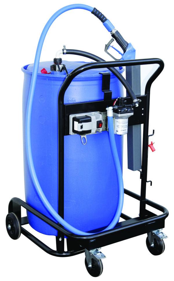 Chariot Ravitailleur pour AdBlue® 200 litres PRO V.L.
