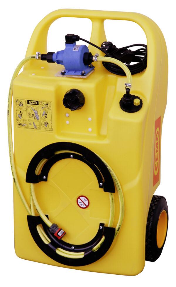 Caddy refroidissement perforateur 60 litres