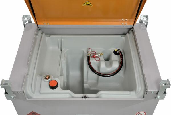 "Cuve DT-Mobil PRO PE 440 Nourrice (raccord rapide 1"")"