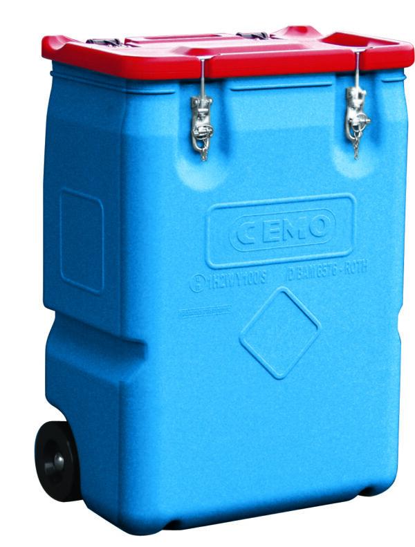 MOBIL-BOX 170 litres à l'unité
