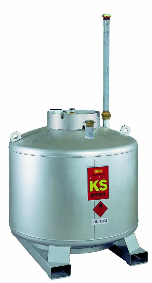 Cuve KS-Mobil 980 litres double paroi (sans pompe)