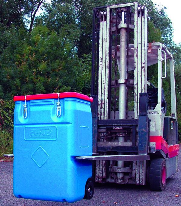 MOBIL-BOX 250 litres à l'unité
