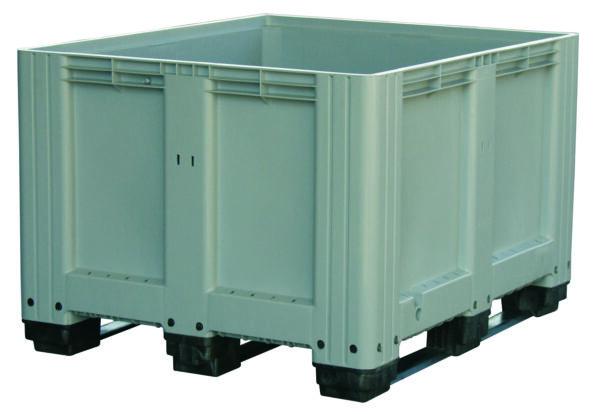 BOX LOGISTIQUE 610 litres sans couvercle