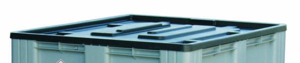 Couvercle pour box 610 litres