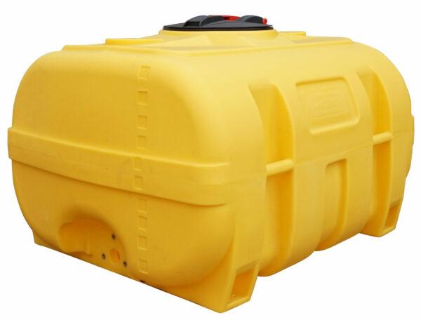 Cuve PE coffre 1 000 litres