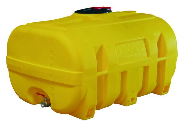 Cuve PE coffre 2 000 litres