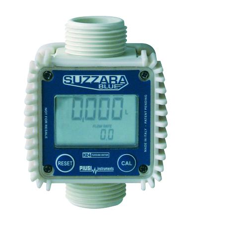 """Compteur digital pour AdBlue® débit 5 à 120 l/min E/S filetées 1"""""""