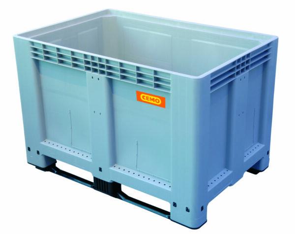 BOX LOGISTIQUE 525 litres sans couvercle