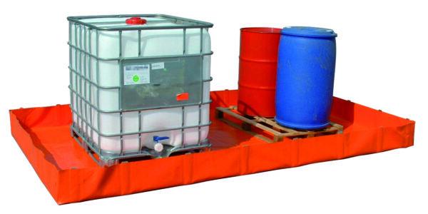 Bac SOUPLE 1 750 PVC RENFORCE