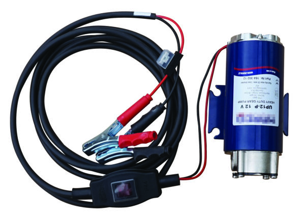 Groupe Motopompe électrique 12 V