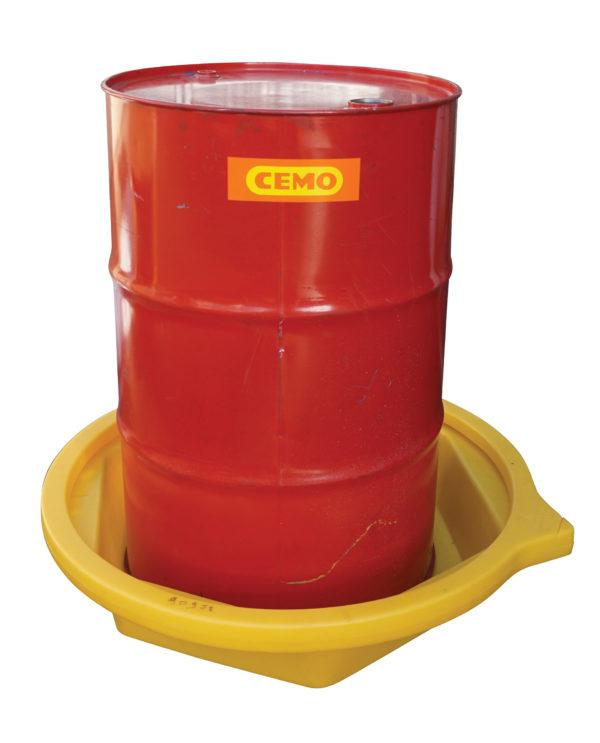 Collecteur PE pour fût de 200 litres
