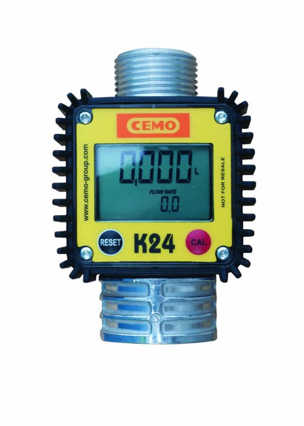 Compteur digital K24 pour Stations Easy Mobil 200 ADR (montage en sortie de pompe)