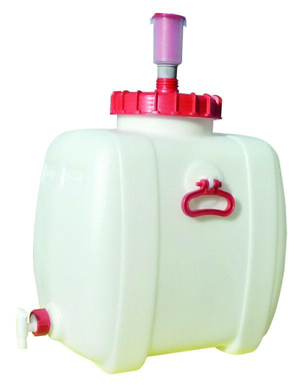 Tonnelet PE alimentaire 500 litres