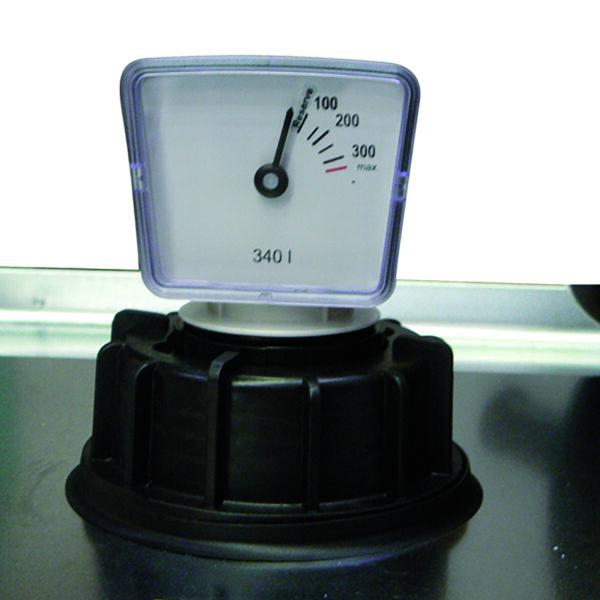 Jauge de niveau à cadran pour UNI/MULTI 1 000 litres