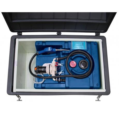 CEMBOX 400 l complet avec kit isolation pour Station BLUE Easy Mobil 200 uniquement