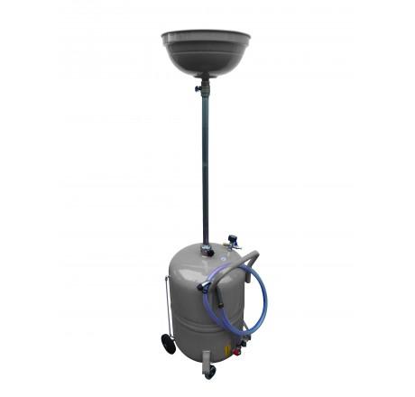 Récupérateur huile de vidange 80 litres