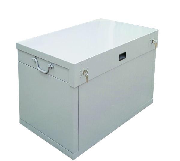Box chantier acier 500 litres