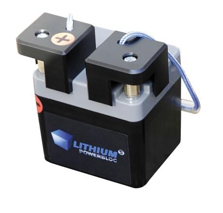 Batterie Lithium 13