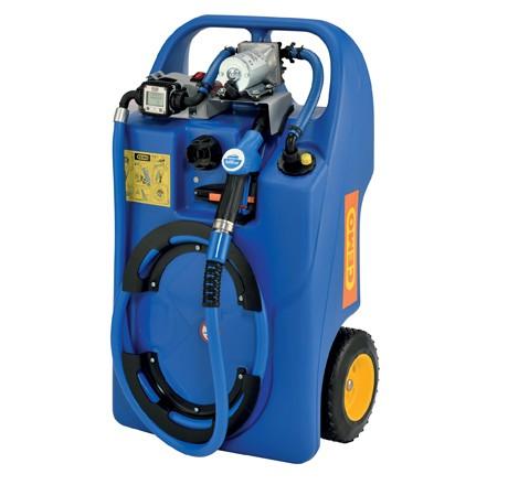 Caddy Ravitailleur pour AdBlue® 60 litres PRO V.L.