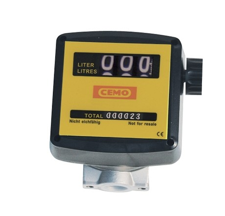 Compteur mécanique K33 pour DT-Mobil PRO ACIER ADR et COMBI