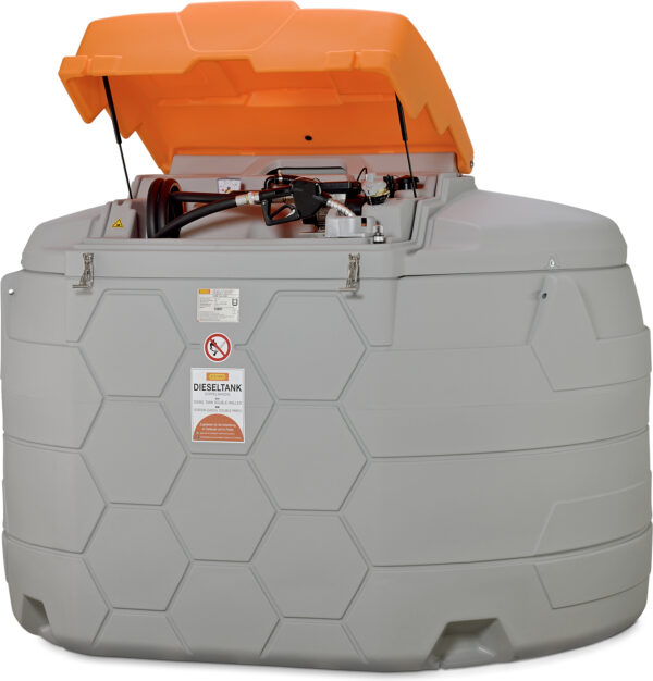 Station GO CUBE Outdoor STANDARD  5 000 litres