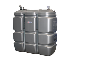 CUVE DE RECUPERATION HUILES USAGEES PEHD 750L