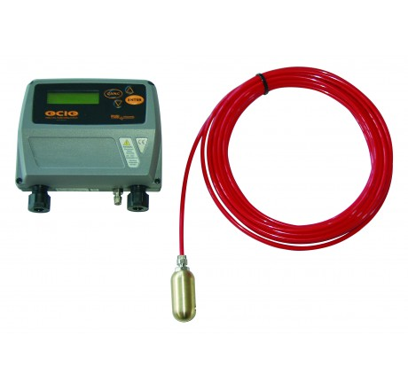 Jauge électronique pressostatique 230 V