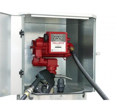Pompe à palettes auto-amorçante 230 V certifiée ATEX 70 l/min