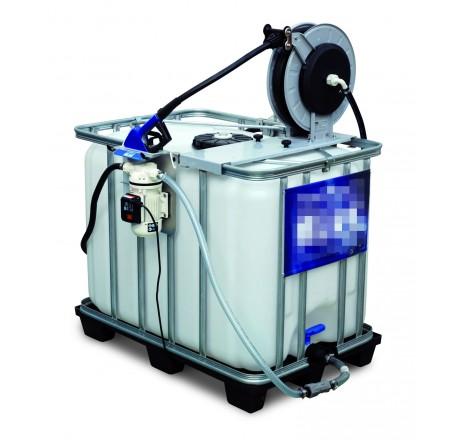 Platine IBC enrouleur automatique pour AdBlue®