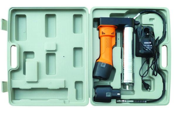 Pompe à graisse électrique sans fil 18 V