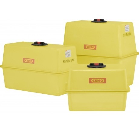 Cuve PFV rectangulaire 400 litres