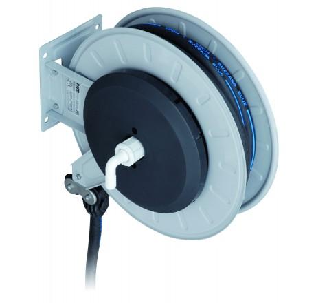 Enrouleur automatique pour AdBlue® carrossé ouvert - équipé de 15 m de flexible EPDM DN 19