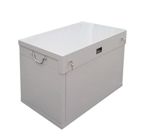 Box chantier acier 300 litres