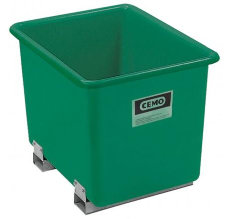 Bac PFV avec fourreaux 700 litres
