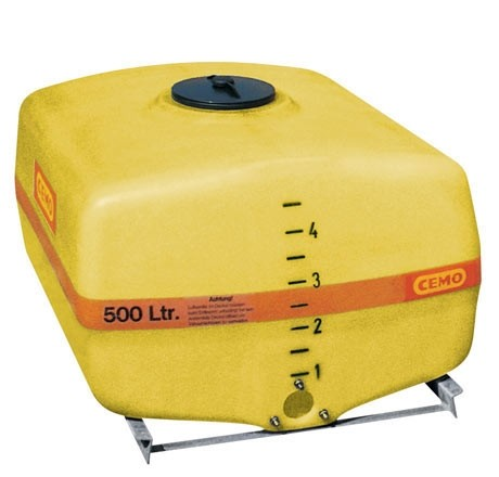 Cuve PFV coffre 500 l long