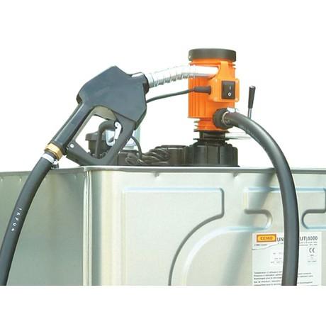 Pompe CENTRIMATIC 24 V avec pistolet automatique
