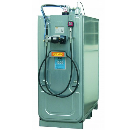 Station LUB ECO électrique 1 500 litres