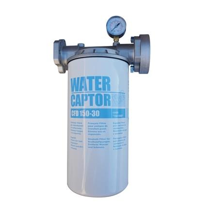 Filtre à eau et particules