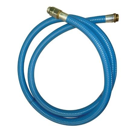 Kit de liaison (flexible PVC nitrile bleu renforcé DN 25